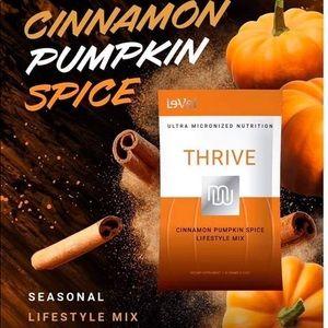 Thrive new lifestyle mix